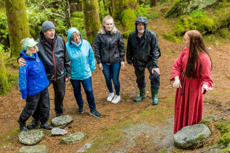 Walk in the footsteps of Vikings